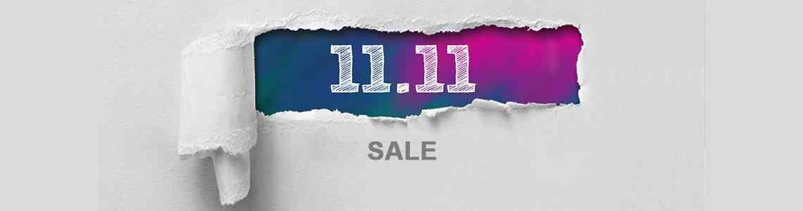 11.11 Sale 2020