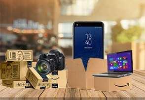 Amazon | Enjoy Upto 40% OFF Mobiles, Laptops, Home Appliances, Smart Watches, Cameras, TVs & More
